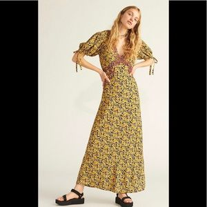 FREE PEOPLE MODLY IN LOVE MAXI DRESS
